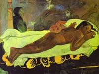 Manao Tupapau - Paul Gauguin