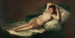 La Maja nue - Francisco de Goya