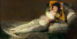 La Maja vêtue - Francisco de Goya