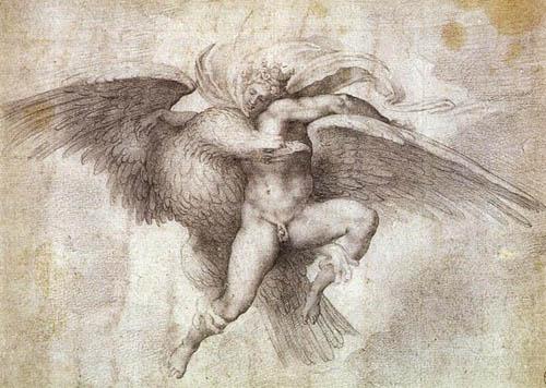 Michel-Ange - Ganymede (1532)